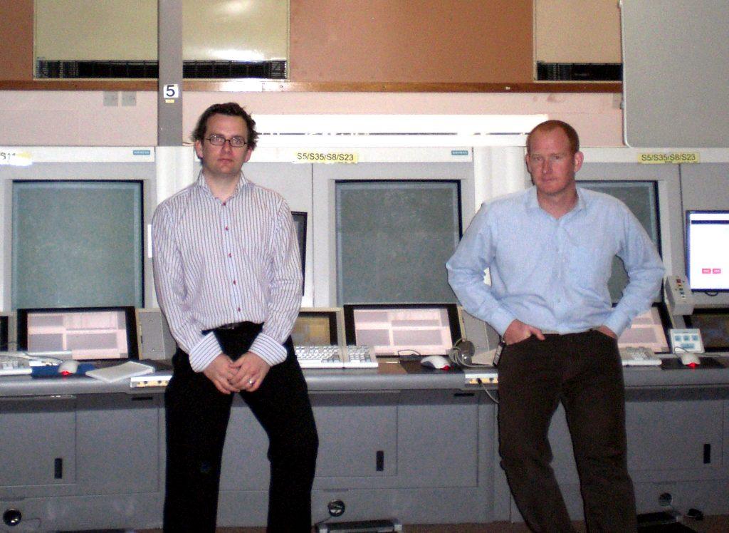 Conor Mullan & Rob Waggitt- Think Research
