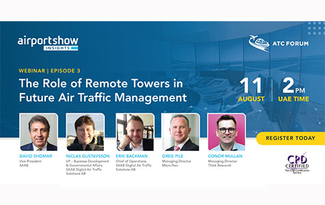 Think to moderate webinar on The Role Of Digital Towers