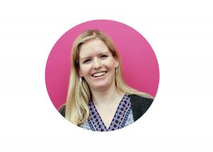 Sarah Cavanagh, ATM Consultant