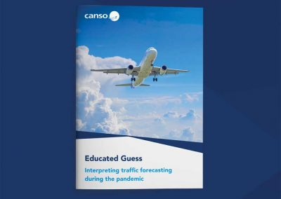Think contribute to CANSO air traffic forecasting white paper