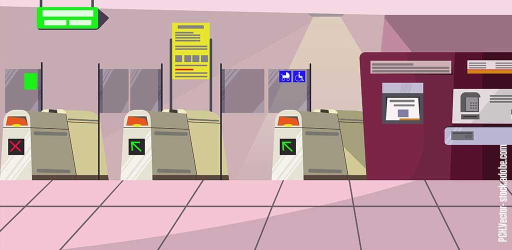 Seamless passenger experience