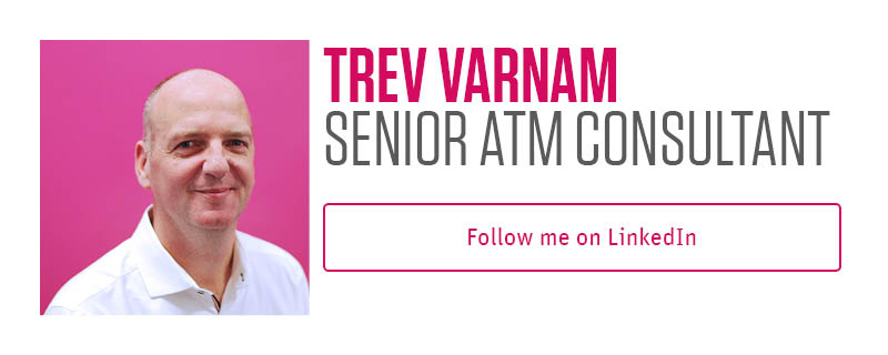 Trev Varnam, Senior ATM Consultant