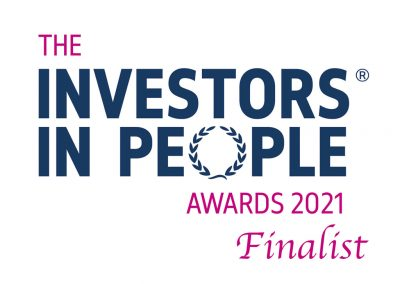 Finalists in the Investors in People Award
