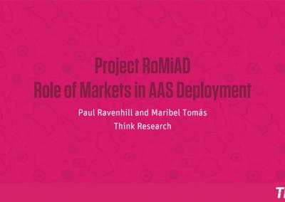 RoMiAD Workshop Presentation